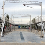 Aluminium access platforms